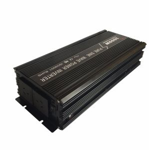 True Sine Wave Power Inverter 3000W with Battery Charger pictures & photos