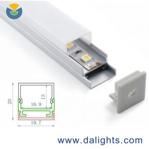 LED Aluminum Profile Dal2020 pictures & photos