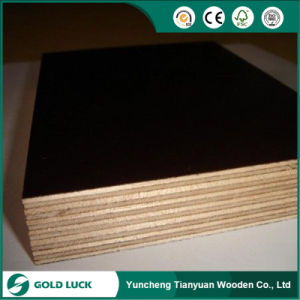 Building Material of Top Grade Black Film Faced Plywood pictures & photos