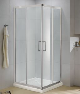 Easy to Install Shower Enclosure 6mm Tempered Glass pictures & photos