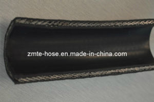 En853 2sn Two Wires Braid Hydraulic Msha Hose pictures & photos