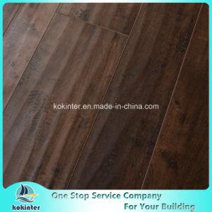 Kok Hardwood Flooring Laminate Random Width 03 pictures & photos