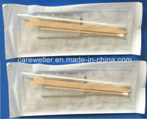 Disposable Sterile Pap Smear Test Kits /Gynecological Cervical Test Kits /Pap Brush pictures & photos