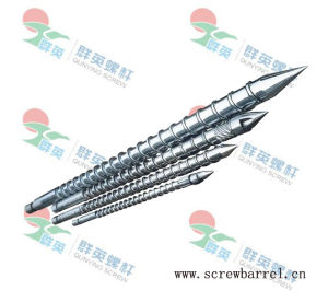 Bimetallic Screw Barrel (QY-L013)