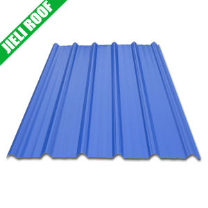 Light Weight Building Materials Plastic Corrugated UPVC Sheet pictures & photos