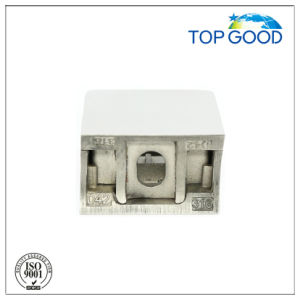 Topgood Stainless Steel Square Glass Clamp From China pictures & photos
