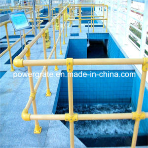 FRP Round Tube for Fiberglass Handrail System pictures & photos