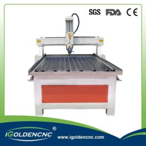 Igoldencnc 3D Marble Stone Granite Laser Engraving Machine pictures & photos