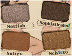 The Balm Nude Tude Eye Shadow 12 Colors Eyeshadow Palette Makeup Set Cosmetics pictures & photos