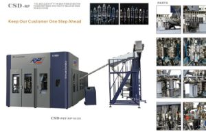 Pet Two-Stage Linear High-Speed Automatic Blow Molding Machine (CSD-RP Series) pictures & photos