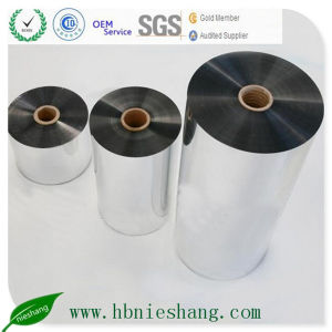 Metallized Pet Film, VMPET for Flexible Packaging &Printing pictures & photos