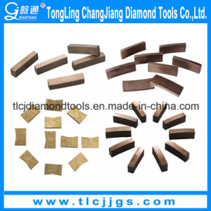 Power Tool Parts Type Diamond Segment pictures & photos