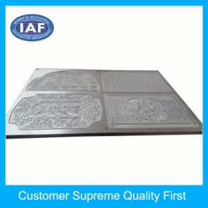 Custom Easy Anti-Slip Rubber Mould for Floor Rubber Mat pictures & photos