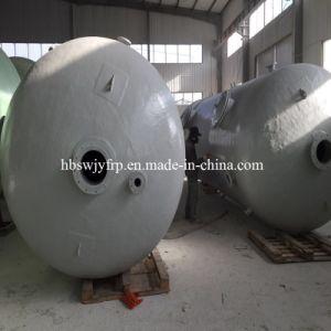 FRP GRP Fiberglass Gasoline Bulk Storage Tank pictures & photos