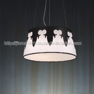 Popular Modern Fabric Pendant Lamp Lighting for Home or Project pictures & photos