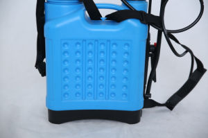 16L Knapsack/Backpack Manual Hand Pressure Agricultural Sprayer (SX-LK16G) pictures & photos
