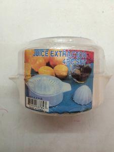 4PCS Plastic Hand Press Lemon Juicer Extractor pictures & photos