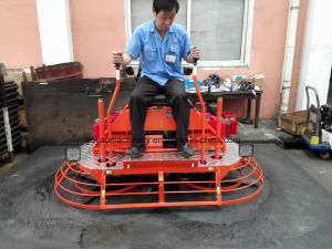 16.5kw Concrete Gasoline Ride on Power Trowel on Sale Gyp-836 pictures & photos