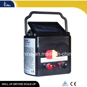 3km Solar Powered Fence Energizer for Farm (SFC-KC-S010)