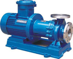 High Efficiency Horizontal Magnetic Chemical Centrifugal Pump pictures & photos