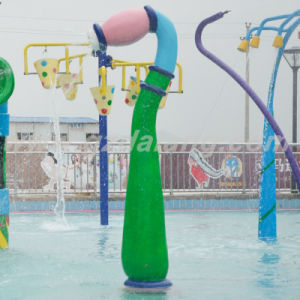 Water Game Fiberglass Vine Spray (DL014) pictures & photos