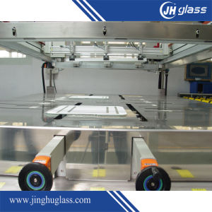 Tempered Silk Screen Decorative Glass for Home Decoration pictures & photos