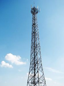 Durable Angle Communications Tower in China pictures & photos
