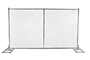 Temporary Chain Link Fence Panels Meet Us Standard 6FT Height X 12 FT Width Chain Link Fence Panels, Temporary Fence for Construction pictures & photos