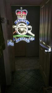 Popular Hotel Use Cheap Price LED Logo Proejctor Light pictures & photos