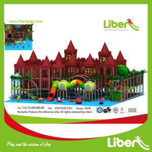 Castle Series Soft Indoor Playground Equipment on Sale pictures & photos