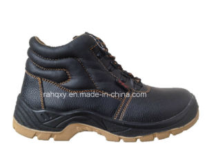 Russia Hot Sold MID-Cut Safety Shoes (HQ05035) pictures & photos