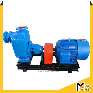 Horizontal Self Priming Centrifugal Pump for Wastewater pictures & photos