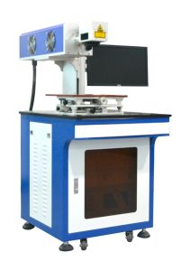 2017 Hot Selling CO2 Laser Marking Machine 3D Engraving pictures & photos