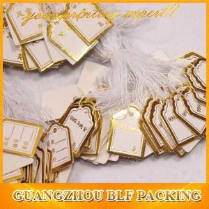 Golden Jewelry Tags Price Label pictures & photos