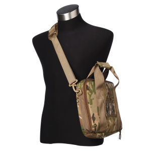 Airsoft Utility Briefcase Shoulder Bag