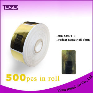 500PCS Nail Art Forms