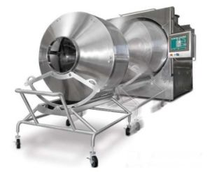 Hbg5 Series Hopper Replacement Coating Machine for Lab