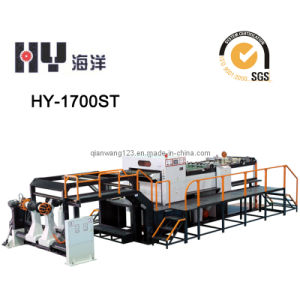 Fully Automatic High-Speed Roll Cutting Machine (HY-1700ST)