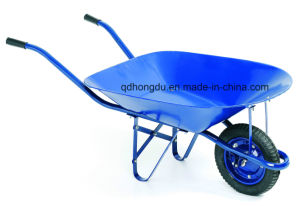 Factory Hot Sale Wb6400 Wheelbarrow with High Quality pictures & photos