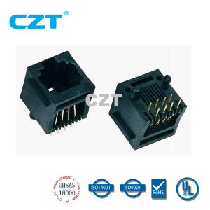 UL Approved PCB Jack Connector (YH-52-09)