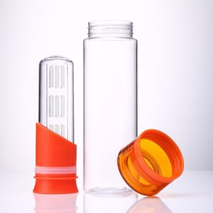 BPA Free Material Fruit Infuser Water Bottle pictures & photos