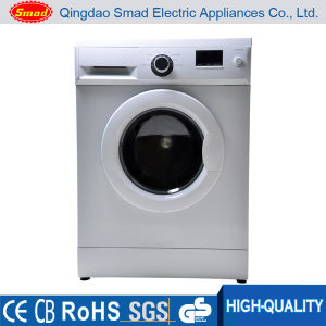 Home Use Front Loading Fully Automatic Washing Machine pictures & photos