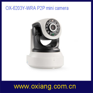 Ox-6203y-Wra Wireless WiFi IP Camera Surveillance Portable pictures & photos