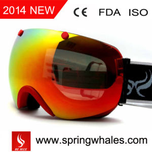 Snowboarding Goggle (SNOW-2304) pictures & photos