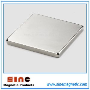 Hightemperature- Rectangle Magnet /Block Magnet /Square Plate (N35SH/ N45SH / N48H) pictures & photos