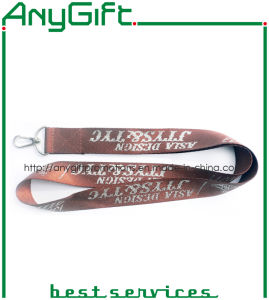 Woven Lanyard with Customized Logo (LAG-LY-29) pictures & photos