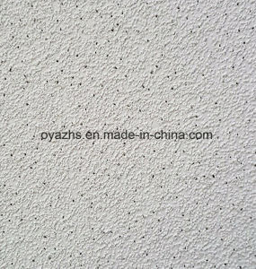 Humidity Resistant Mineral Fiber Ceiling Board pictures & photos