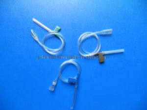 Sterile Disposable Scalp Vein Set (20G-26G) pictures & photos