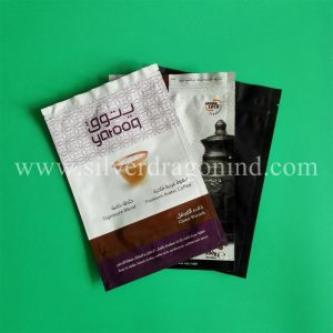 Composite Stand up Bags for Coffee with Valve pictures & photos