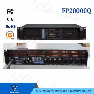 Fp-20000q Big Power 4*2350W AMP 4 Channel pictures & photos